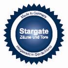 Stargate Aluminiumzäune hergestellt in Deutschland